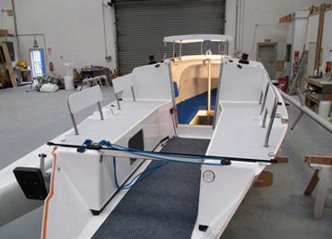 Cockpit Backrests (4)