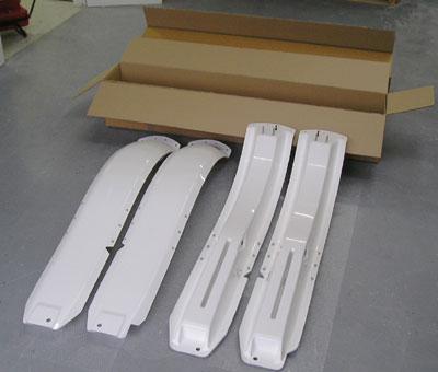 F-22 Beam Set (4 beams)
