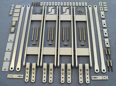 F-22 Folding System Kit