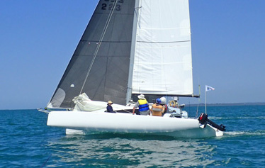 Mainsail Carbon Boom