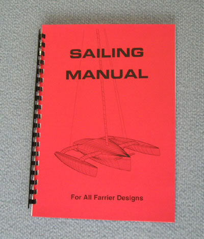 Replacement Sailing Manual