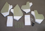 F-22 Beam Mount Set (4)