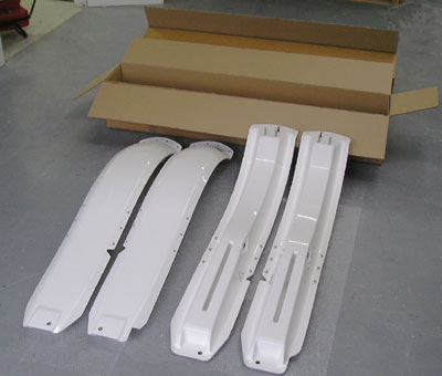 F-22 Beam Set (4 beams)
